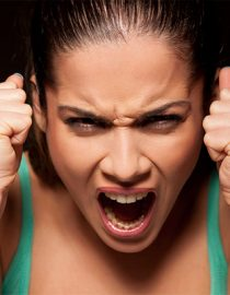 Anxiety and Anger