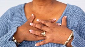 What Does Anxiety Chest Pain Feel Like?