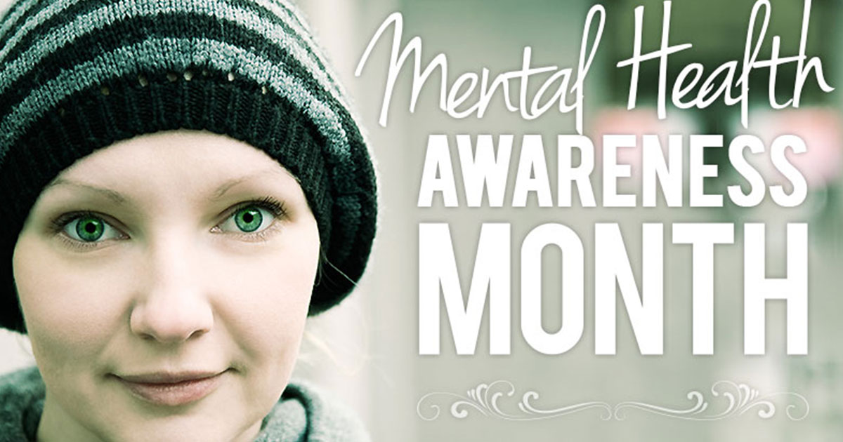 New Life Outlook -  Infographic: Why Mental Health Month Matters