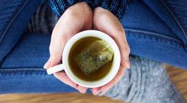 The Calming Effect of Green Tea on Anxiety